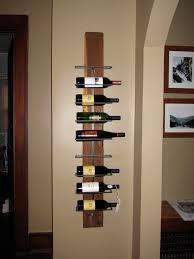 wall hanging wine rack rage organizer tal racks iron oration glass hanger floating corner cabinet horizontal