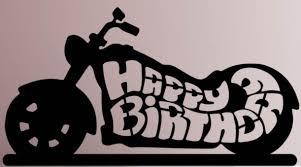 Happy Birthday Motorcycle Glückwünsche Und Sowas Motorrad