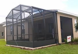 checklist for building a screen enclosure