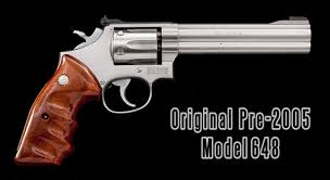 smith wesson revives model 648 22