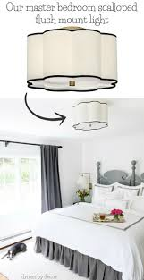 Pretty Bedroom Ceiling Lights Best Flush Mount Ceiling Lighting My 10 Faves From