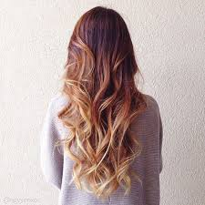 Cute DIY Ombre Style