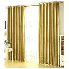 short shower curtain gold color curtains modern blackout curtains full shade solid color window treatments short shower curtain