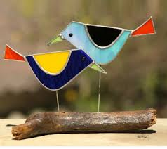 Pin by Priscilla Matthews on Stained glass | Stained glass birds, Stained  glass diy, Stained glass ornaments