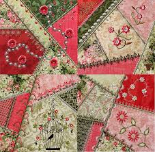 Crazy Quilt Series 4 Pt 2 | Molly Mine & Crazy Quilt Series 4 Part 2 Adamdwight.com