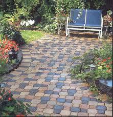 patio pavestone