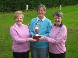 King Jimmy Ladies: Perth & Kinross Handicap League