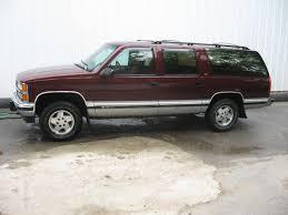 1994 Chevrolet Suburban Specs and Photos   StrongAuto