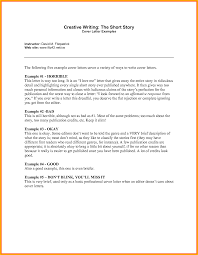 Creative Cover Letter Samples Unique Letters Examples Ideas Resume