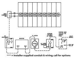 micro inverter wiring diagram wiring diagram libraries solar wiring diagram grid tie wiring diagrams scematicdiscount 10 40 kw csi cs6p 200 watt grid