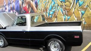 1969 Chevrolet C-10 Custom Shortbed For Sale! - YouTube