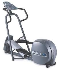 precor efx 5 17i rear drive elliptical trainer lightly used local pickup only