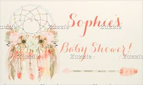 Dream Catcher Baby Shower Invitations 100 Baby Shower Invitation Banners Design Templates Free 85