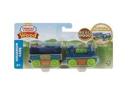 thomas friends wooden railway aquarium cars