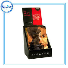 Cardboard Book Display Stands Retail Cardboard Book Counter Display Cardboard Countertop Book 19