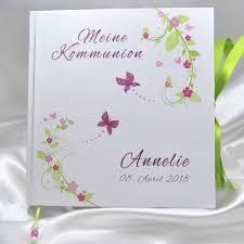 Wwwmy Own Storyde Personalisiertes Gaestebuch Kommunion