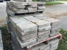 patio stones. Terra Cotta Permacon Patio Stones