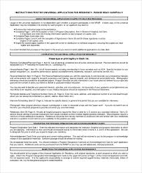 Personal Description Sample Residency Personal Statement 8 Examples In Pdf