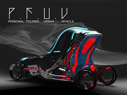 sports cars 2040. Contemporary Cars PFUV  Personal Folding Urban Vehicle By Eduardo Diaz Tostado Throughout Sports Cars 2040 N