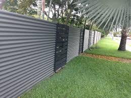 corrugated fence corrugated metal fence corrugated iron fence ideas corrugated fence