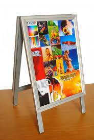 A Frame Display Stands SA Display Frames 32
