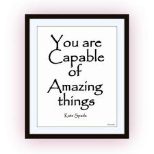 Kate Spade Quotes Extraordinary Best Kate Spade Art Prints Products On Wanelo