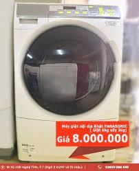 Máy giặt nội địa Nhật PANASONIC ( giặt 6kg - sấy 3kg) – Hàng Thanh Lý Đà  Lạt | MUA BÁN ĐỒ CŨ ĐÀ LẠT
