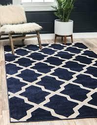 light blue trellis rug navy x area rugs and c