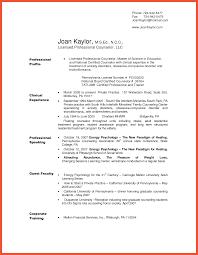 Mental Health Worker Resume | Letter Design