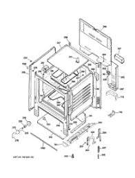 parts for ge jbs15m1ww range appliancepartspros com Old GE Electric Motor Wiring at Ge Jbs15 Wiring Diagram