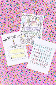 Happy Birthday Card Templates Free Fascinating 48 Best Paper Crafts Images On Pinterest Cartonnage Creative