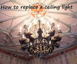it s doubtful you will installing one of these but ordinary home lights are easy to