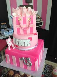pink cakes for girls 13th birthday.  13th 13th Birthday Cakes For Girls  Kids Birthdays Cake Pink Inside Pink For 3