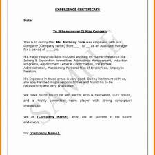 Example Certificate Sample Course Completion Certificate Letter New