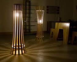 Cool Wood Floor Lamps For Living Room