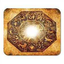 Amazon Com Mouse Pads Astrology Astrological Signs On