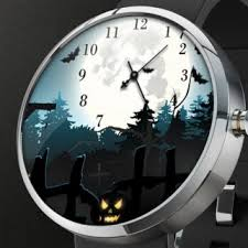huawei smartwatch faces. supported watches: huawei watch , sony smartwatch 3, motorola moto 360, lg g watch, r, asus zenwatch. halloween night face smartwatch faces t