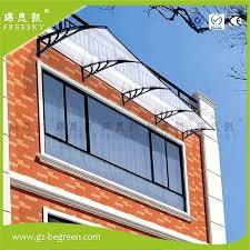 diy window awning door canopy outdoor window awning kit house decorator patio sun shade diy window
