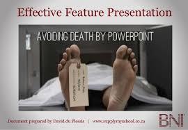 Bni Feature Presentation 10 Minute Presentation