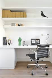 wall shelves office. comfortable desk with chair for home office wall shelves in white walls interior decorating pictures c