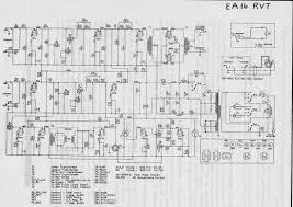 schematics epiphone ea 16rvt