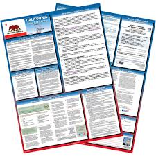 Doctors Note For Work Law California California Labor Law Poster