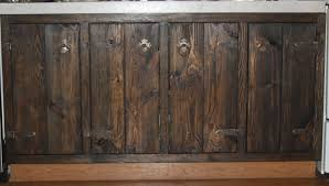 Reclaimed Kitchen Doors Kirea Windfall Made From Reclaimed Wood Is Ideal For Cabinetry In
