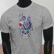 татуировки экстази череп похоть роза творческий алмаз глаза мужские серый