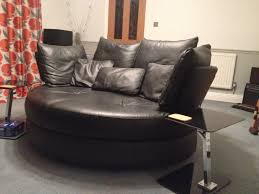 Large Swivel Chairs Living Room Fabulous Leather 2 Person Large Swivel Snuggler Chair Sofa