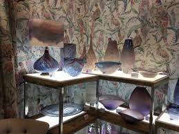 torrington wallpaper and hand blown glassware by voyage decoration on voyage decoration wall art with wall art