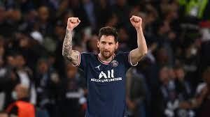 """Lionel Messi: Ein """"Wundertor"""" für PSG gegen Manchester City"""
