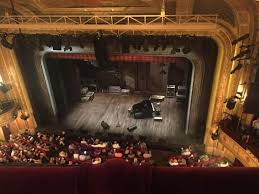 Walter Kerr Theatre Section Balcony R Row A Seat 14