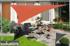 how to create a garden shade sail