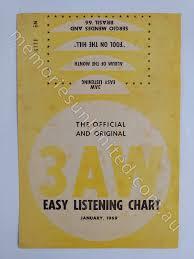 1969 Music Charts 1969 January Easy Listening Chart